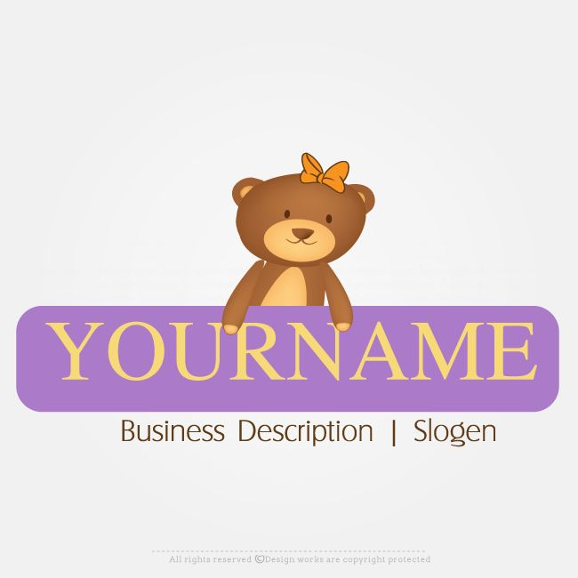 Logo Design Ideas Free 30 unique logo designs that you must have in mind logo design ideas Free Logo Maker Create Logo Online Teddybear Logo Design