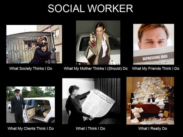 The REAL Social Worker