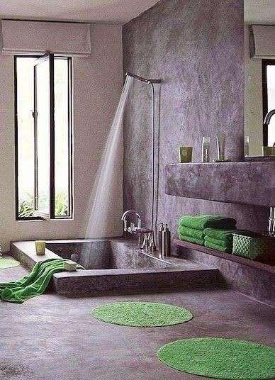 oltre 25 fantastiche idee su bagno stile spa su pinterest | spa ... - Arredo Bagno Con Vasca