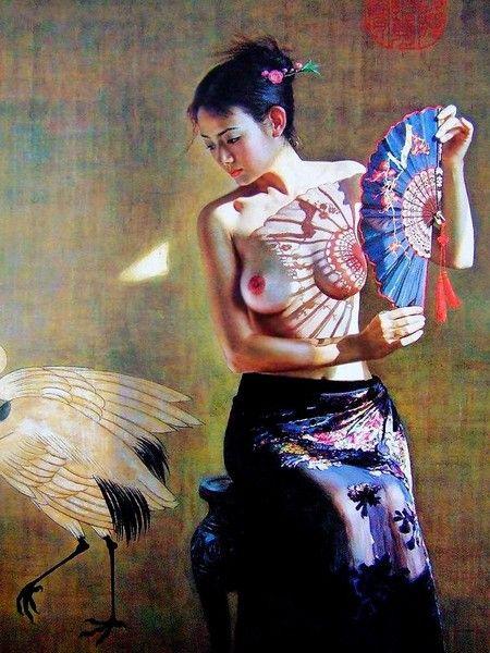 Cock head art china nude teen art see him