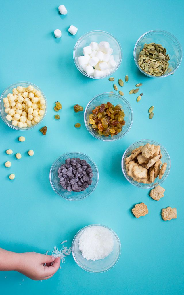 Swimming Pool Snack Mix - this hits the spot after an afternoon of swimming!
