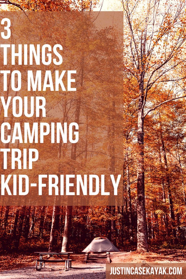 Going camping with your kids? Here's how you make it fun....visit our blog! :)