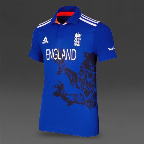 5875dcb18 England Cricket Team ODI Jersey | Cricket Jerseys | England cricket ...