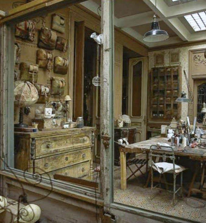 30 best images about arts and crafts studios on pinterest. Black Bedroom Furniture Sets. Home Design Ideas