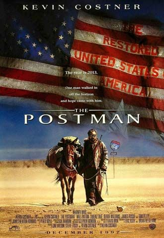 The Postman - Movie Poster