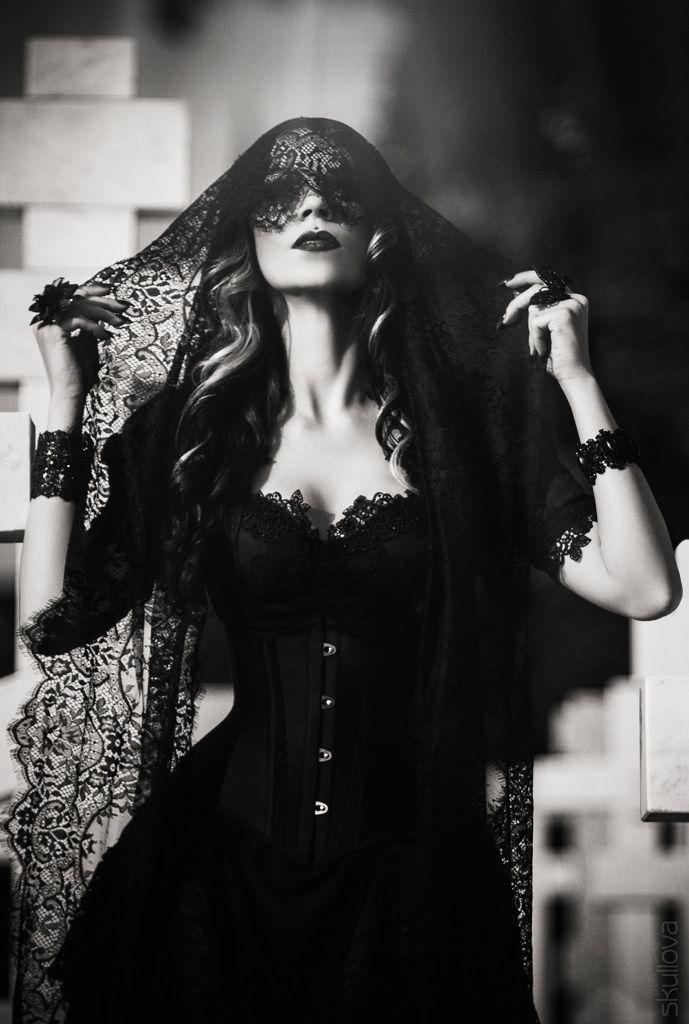 Milena Grbovic  Gothic Vampire