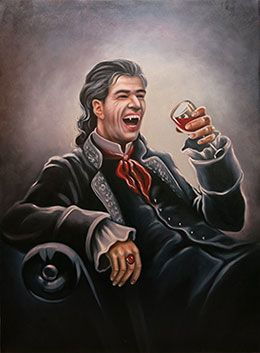 The Vampire Suarez   This 60*80cm masterpiece will make an excellent gift for anyone who dislikes the striker whether he be a Liverpool or Man United fan.