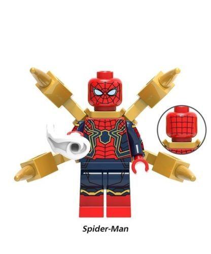 1874 best Lego Marvel Minifigs images on Pinterest ...