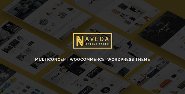 Naveda - MultiConcept WooCommerce WordPress Theme Building a business online shop is coming up in your mind, isn't it? And Naveda is a must-stop destination of all findings. Naveda – a MultiConcepts WooCommerce WordPress theme is crafted for an online business store with numerous targets as Planter, Fashion, Jewelry and more.