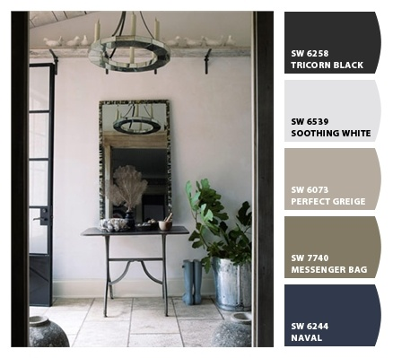 Images Of Bedrooms Painted Bm Paladian Blue
