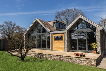 Copperlea, Saltford, UK - contemporary - Exterior - South West - whiteBOX architects
