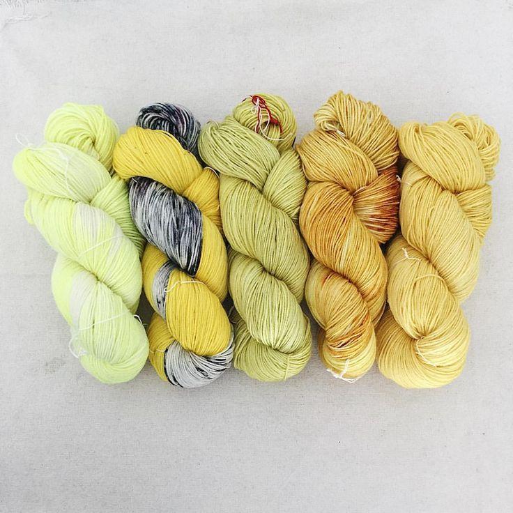 Sun Beam Sweater Kit | madelinetosh ☀️