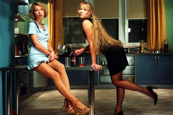 Joanna Orleańska i Sonia Bohosiewicz