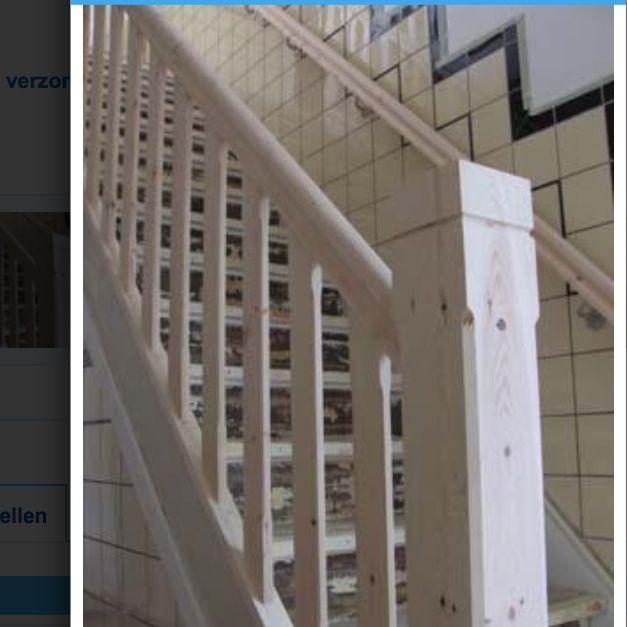 Trap jaren 30 jaren 30 pinterest trappen entree en voor het huis - Deco houten trap ...