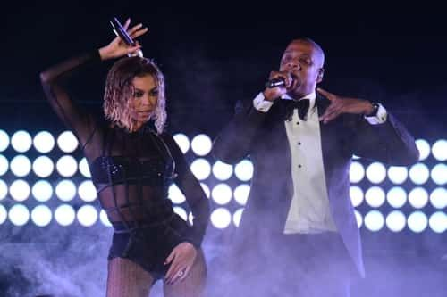 Beyonce and Jay-Z live on the stage | Warsaw concert during June