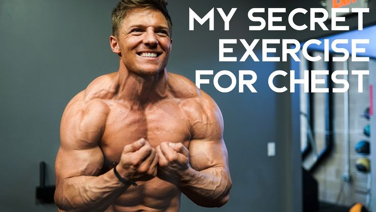 My Secret Exercise For Chest | Ep. 15