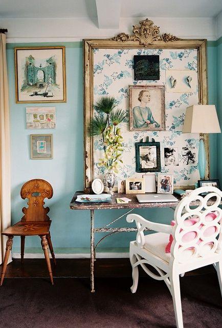 Ten Colorful Paint Colors That Act Like Neutral Paint Colors