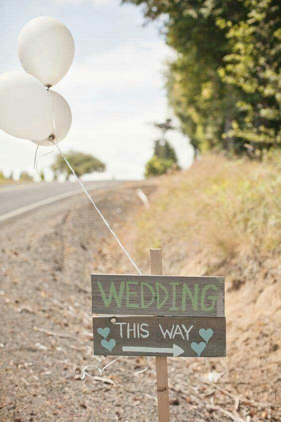 Panneau mariage