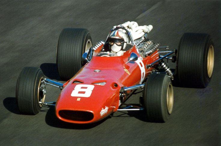 Chris Amon, Ferrari 312, 1967