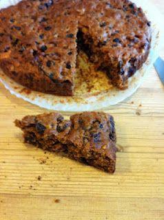 Super moist boiled fruit cake recipe
