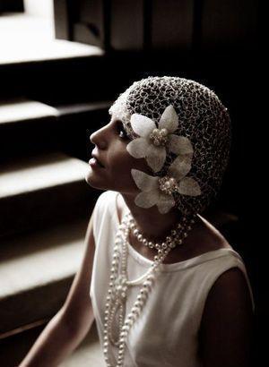 vintage 1920s wedding - bride wedding - flapper fashion.jpg