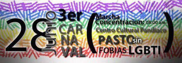 3er Carnaval LGBTI Pasto: Lgbti Pastoe, Marcha Lgbt, Carnaval Lgbti, From The, Within, 3Er Carnaval, Lgbt 2012
