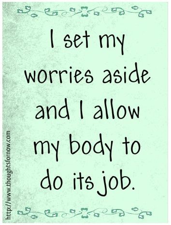 healing affirmations | Positive Affirmations For Fertility - Physical Healing staying positive, positivity #positivity