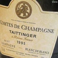 Taittinger Comtes de Champagne 1995 - another one to try