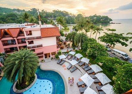 Our romantic Patong hotel is ideal for honeymooners offering spacious suites…