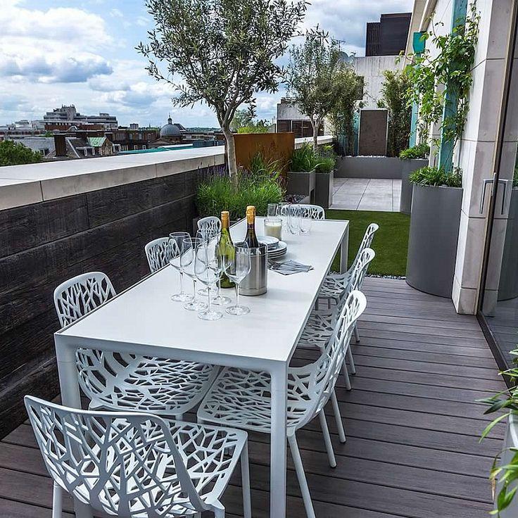 Roof Terrace Design St Johnu0027s Wood 36