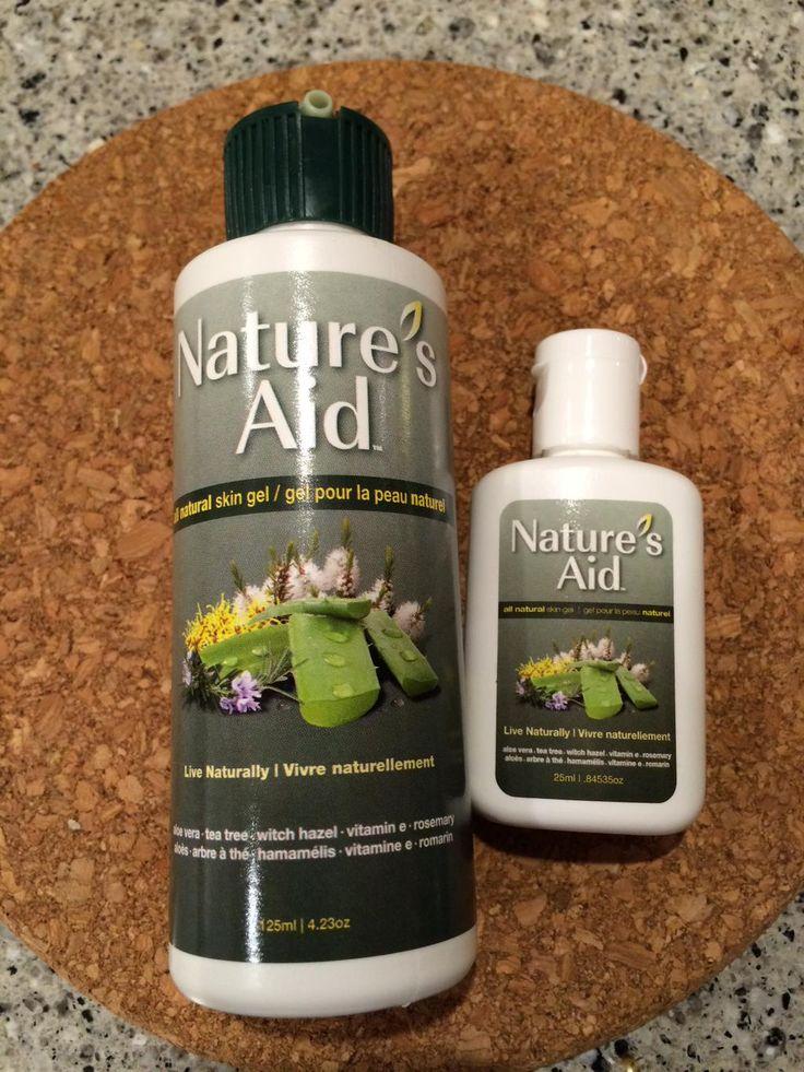 LOVE Nature's Aid Skin Gel!