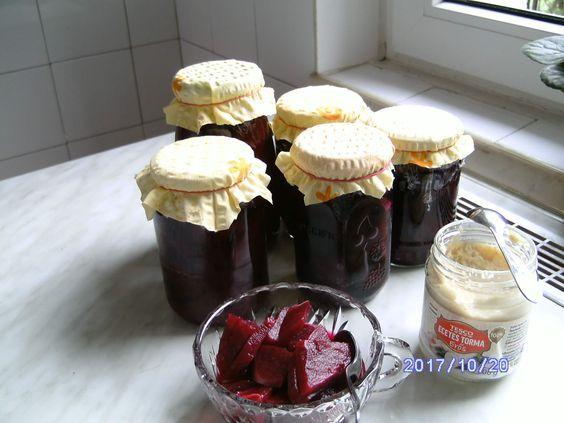 Cékla télire recept: az egyszerű és egészséges savanyúságot a különleges színe is kedveltté teszi, feldobhatók vele az étkezések https://balkonada.hu/cekla-telire-recept/