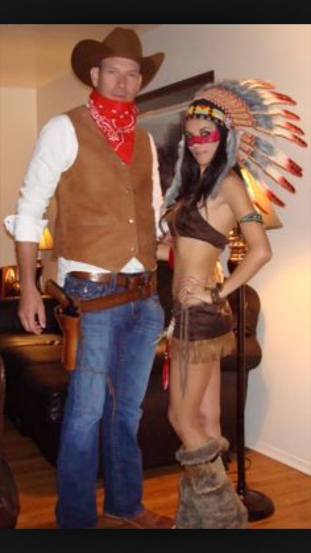 Cowboy and Indian                                                                                                                                                                                 More