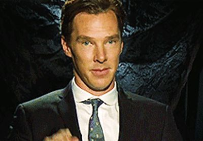You may have seen him in the latest Star Trek movie. | 12 Reasons Why Benedict Cumberbatch Should Be The 12th Doctor