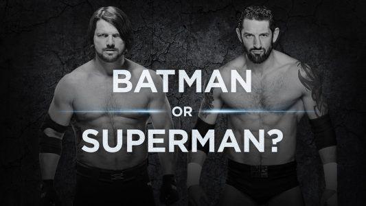WWE Superstars choose: Batman or Superman? #news #alternativenews