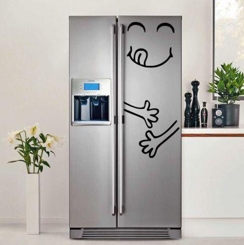 Как обновить и украсить холодильник