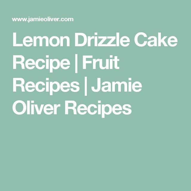 Marmalade cake recipe jamie oliver
