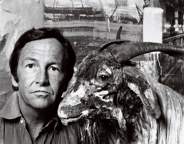 American Beauty: Jasper Johns, Robert Rauschenberg, and the Case ...