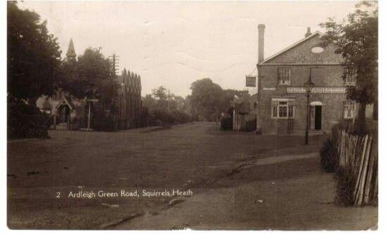 Ardleigh green road,Squirrels heath, Romford.