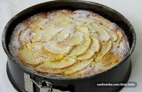 Torta sa jabukama i mascarponeom — Coolinarika