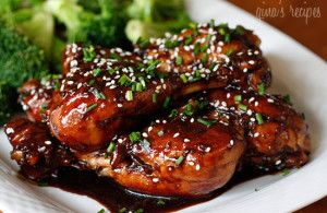 Asian Glazed Drumsticks | COOKING | Pinterest