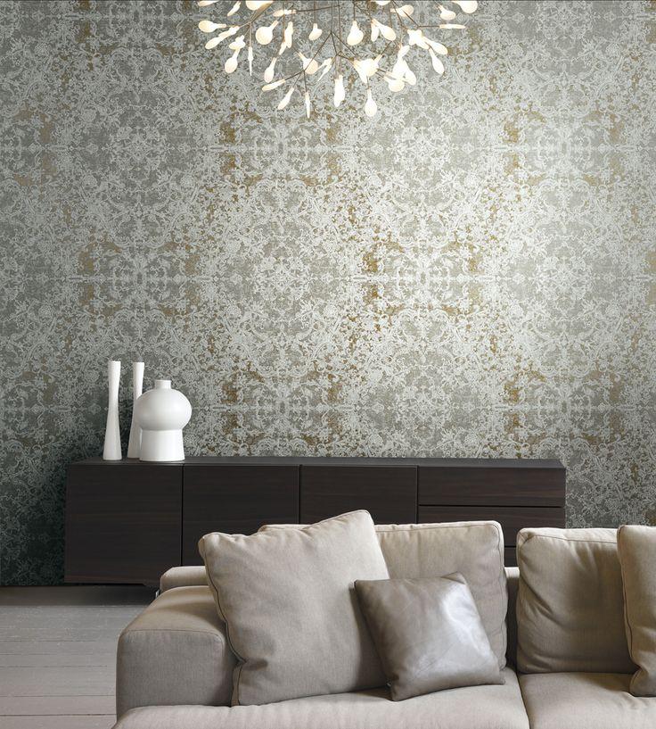 Opus Wallpaper by Arte   Jane Clayton