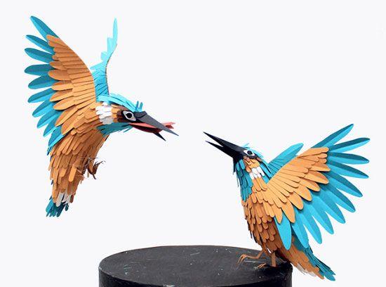 Uccelli di Carta