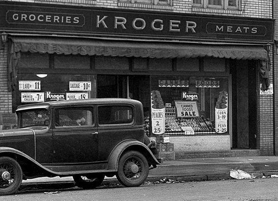 Resultado de imagen para vintage   Kroger