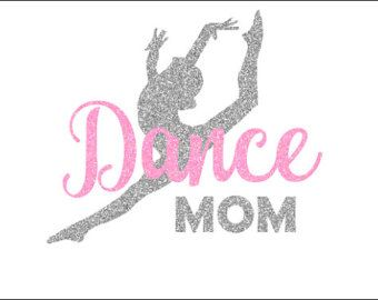 DANCE MOM Glitter Decal, Dance Mom Car Decal, Dance Mom Yeti Decal, Dance Mom Glass, Dance Mom Mug, Dance Mom Gift, Dance Mom Sticker - Edit Listing - Etsy
