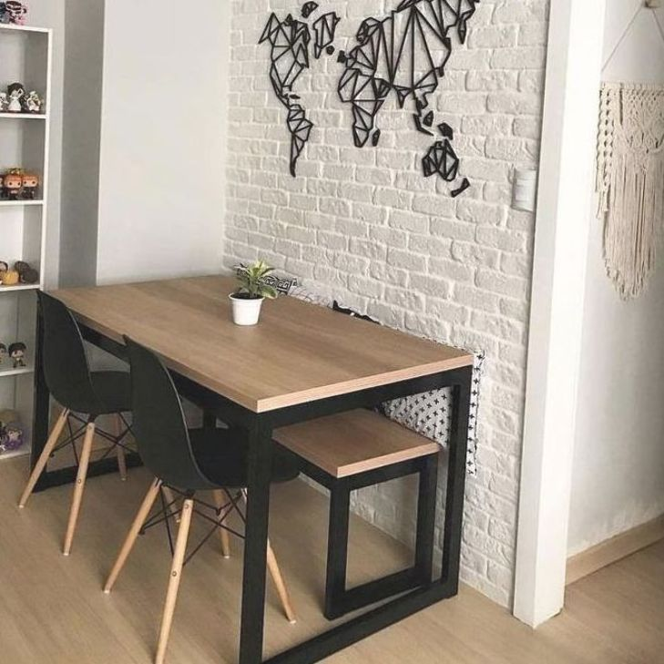 30 Classic Modern Dining Tables That Make Every Dinner Look Forward To Page 17 Of 30 Dining Set Id Dining Room Small Small Dining Table Modern Dining Table