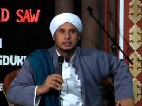 Habib Jamal bin Thoha : Keutamaan Umat Rasulullah dan Kemulyaan Rasulullah   Pengajian Akbar