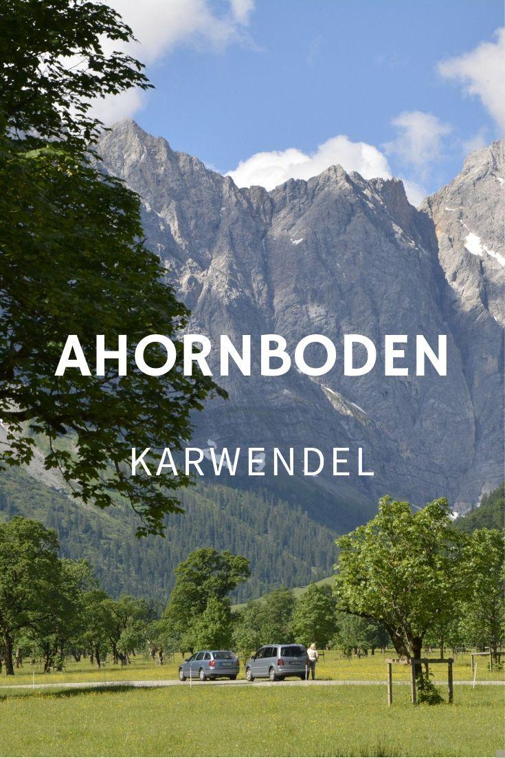 Pin Auf Karwendel