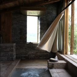 Stone Bathroom Inspiration...Collection of Dreamy Baths