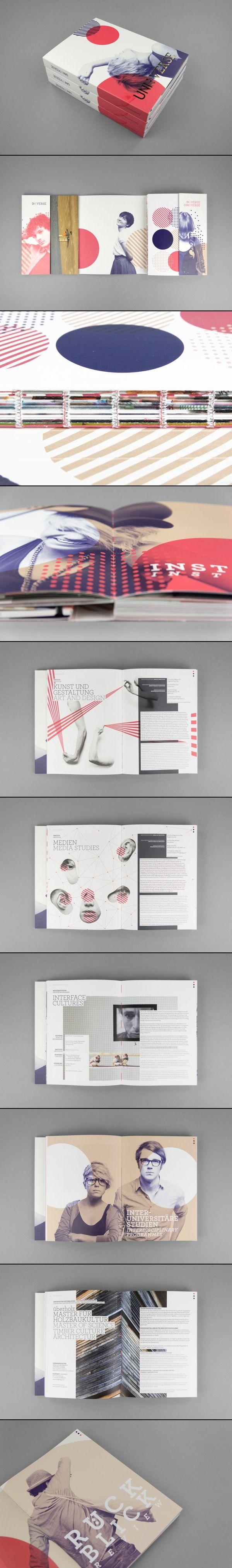 UNI:VERSE 2012 Image-Publication for the Art University of Linz